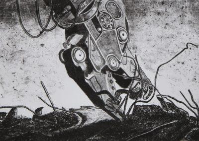 Viaducovore (31 x 47 cm)
