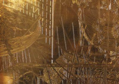 Musée de la Marine en faillite (cuivre)