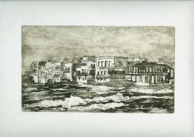 la petite Venise Mykonos