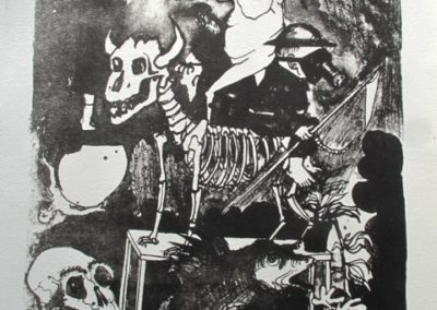l'enfer n°2 (24 x 20 cm)