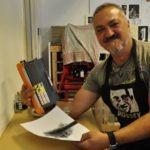 nouveau stage de lithographie avec Juan Candom