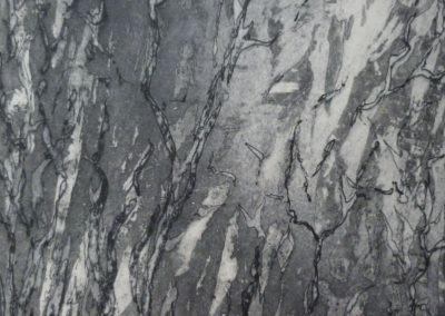 aquatinte sucre sur cuivre - 18,5 26 cm