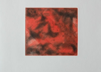 spit bite sur cuivre - 8-8 cm