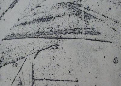sucre aquatinte sur cuivre - 18,5 26 cm