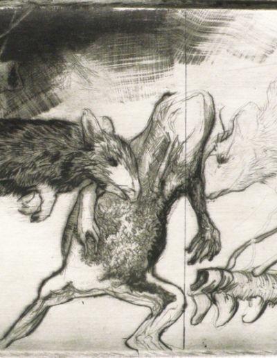 nature morte aux souris copie