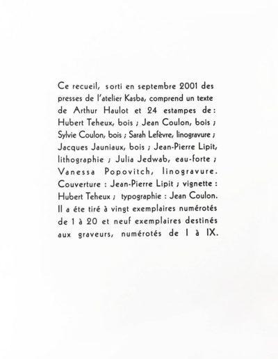 édition Brundibar