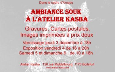 Arcado : Le Souk à Kasba